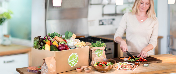 Down With Food Shopping: Recipe Delivery Service HelloFresh Raises $126 Million
