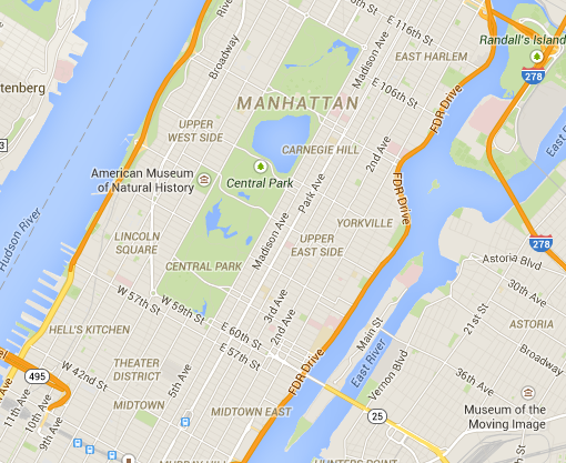 'The Drunk Train' Feature and Other Google Maps Pro Tips for New Yorkers