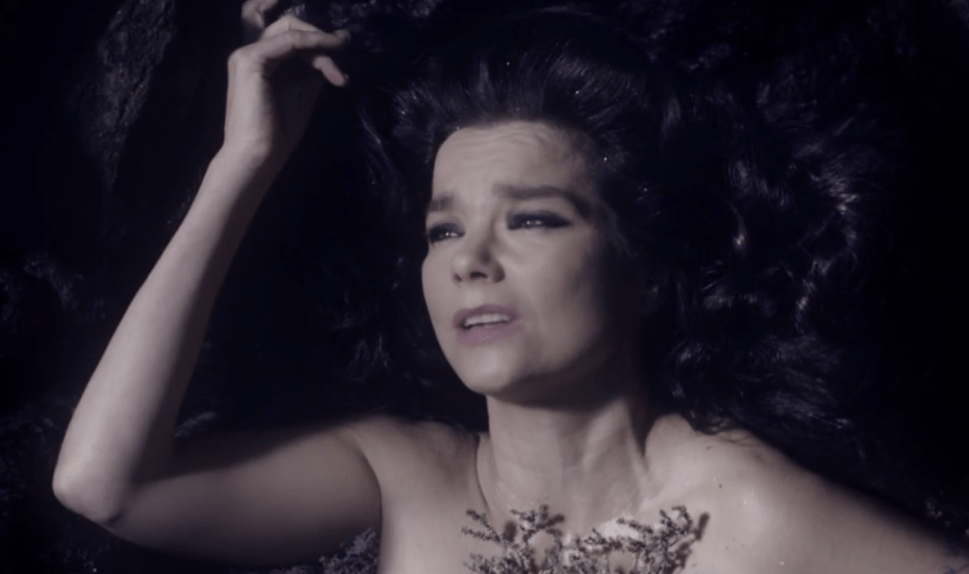 Watch the Trailer for the Bjork Retrospective—Be Forewarned, It's Extremely Graphic!