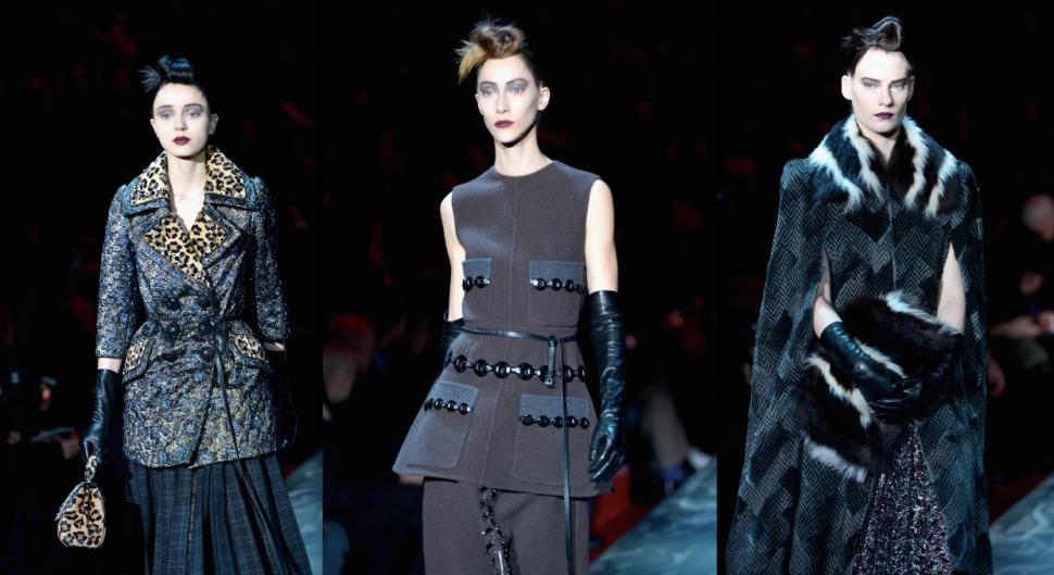 NYFW Day 9: Ralph Lauren, Calvin Klein, Marc Jacobs