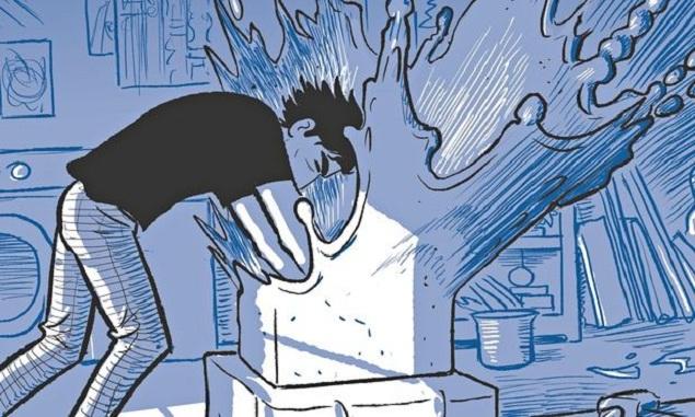 Legendary Comics Creator Scott McCloud Discusses His Magnum Opus, 'The Sculptor'