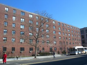 Section 8 housing in the Bronx. (Wiki)