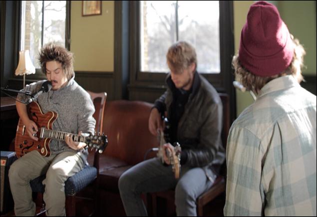 The Take: Milky Chance Covers 'Lithium' (Kurt Cobain's Birthday)
