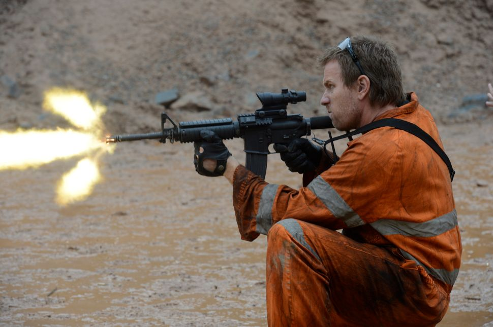 The Australian Export 'Son of a Gun' Is a Not-so-Thrilling Prison Escape Flick