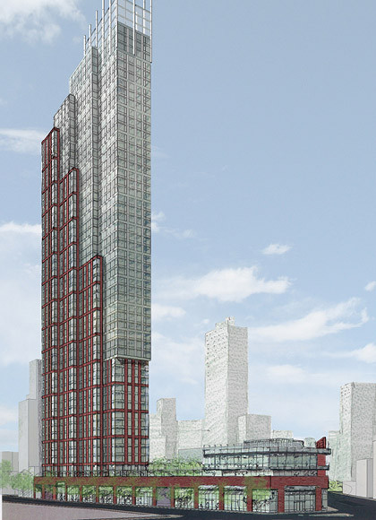 Steiner's Brooklyn Residential Tower Gets $390M Construction Loan