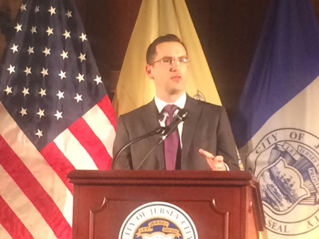 Fulop, at State of the City address, contrasts Jersey City economy with N.J. under Christie