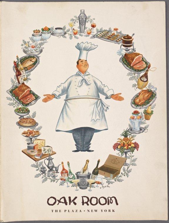 Historic Menus Go Digital, Tapping Into New Yorkers' Food Memories