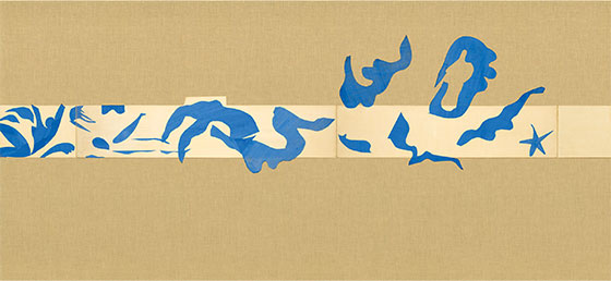 MoMA to Keep Matisse's Room-Sized Cut-Out 'The Swimming Pool' on Permanent View