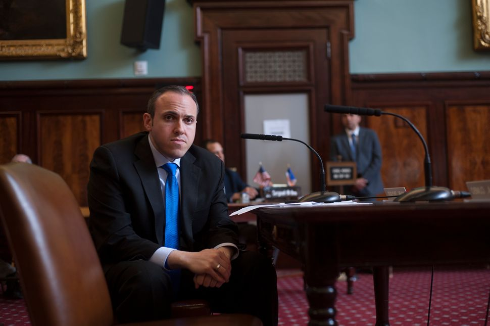 Brooklyn Councilman's Political Club Uses His City Email in Letter Soliciting Funds