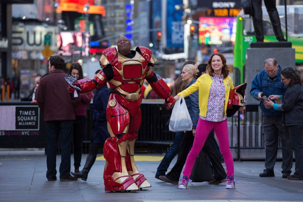 'Unbreakable Kimmy Schmidt' and More! Coming to Netflix, March 2015