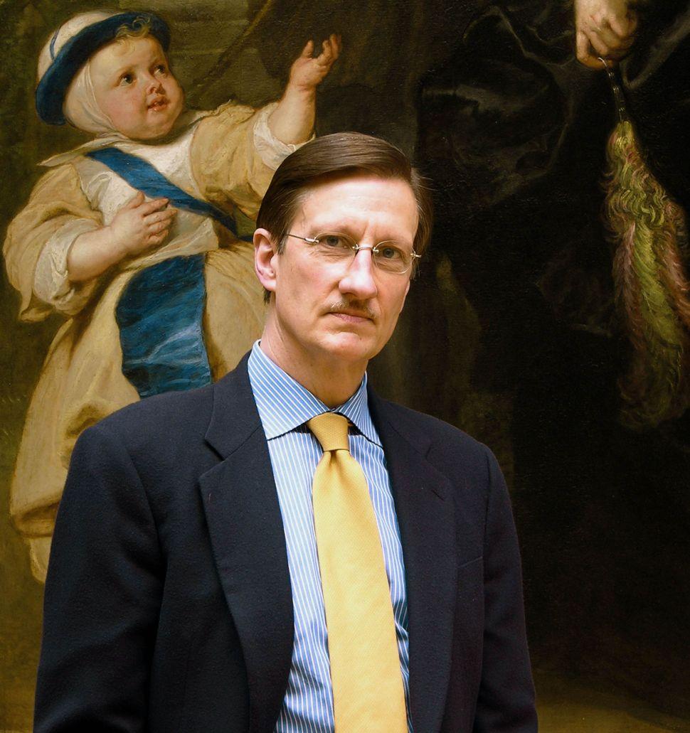 Met Museum Curator Walter Liedtke Killed in Metro-North Valhalla Train Crash