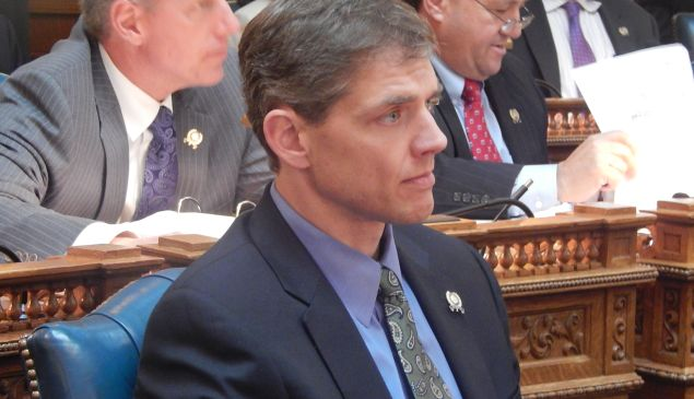 Assemblyman Jay Webber (R-Morris) is running for the seat being vacated by retiring Rep. Rodney Frelinghuysen (R-11).