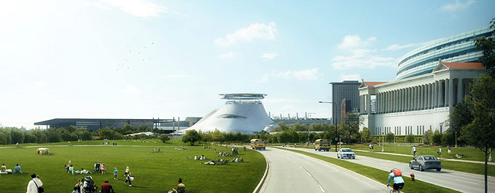 Plans for Lucas Museum Hit Major Snag in Chicago Court