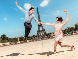 An American In Paris, which hits Broadway this April, features stars from the Royal Ballet and the New York City Ballet. (Photo: Sylvain Gripoix)