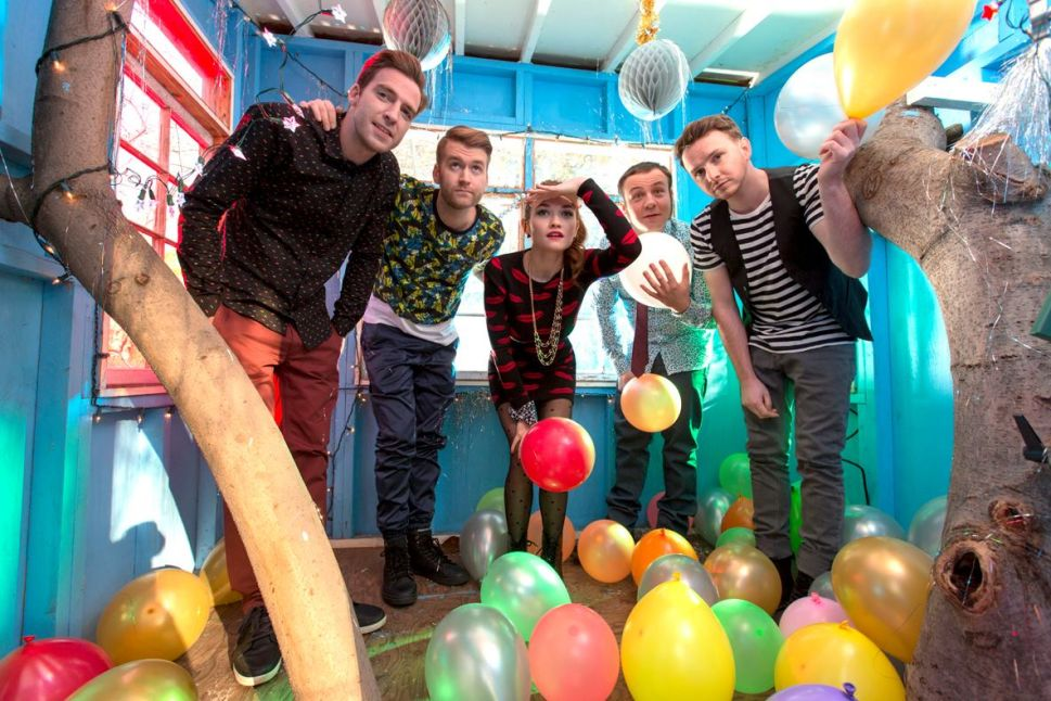How Do You Record an Album in a Treehouse? Ask MisterWives