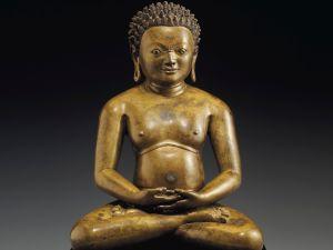 The million-dollar yogi (Courtesy, Christies Images).