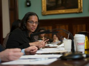 City Council Finance Chair Julissa Ferreras (William Alatriste/New York City Council)