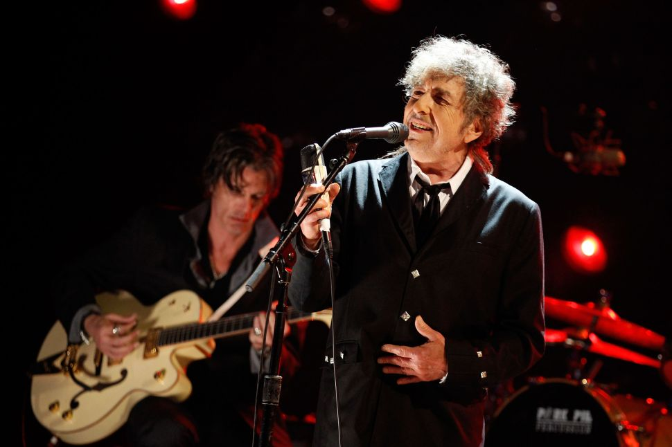 Bob Dylan's Sinatra Record Is a New Classic