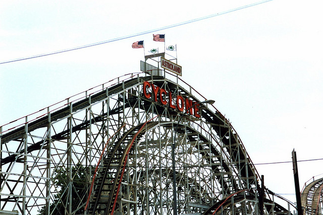 On the Market: Chinatown Targeted by Developers; Coney Island Cyclone Gets Stuck