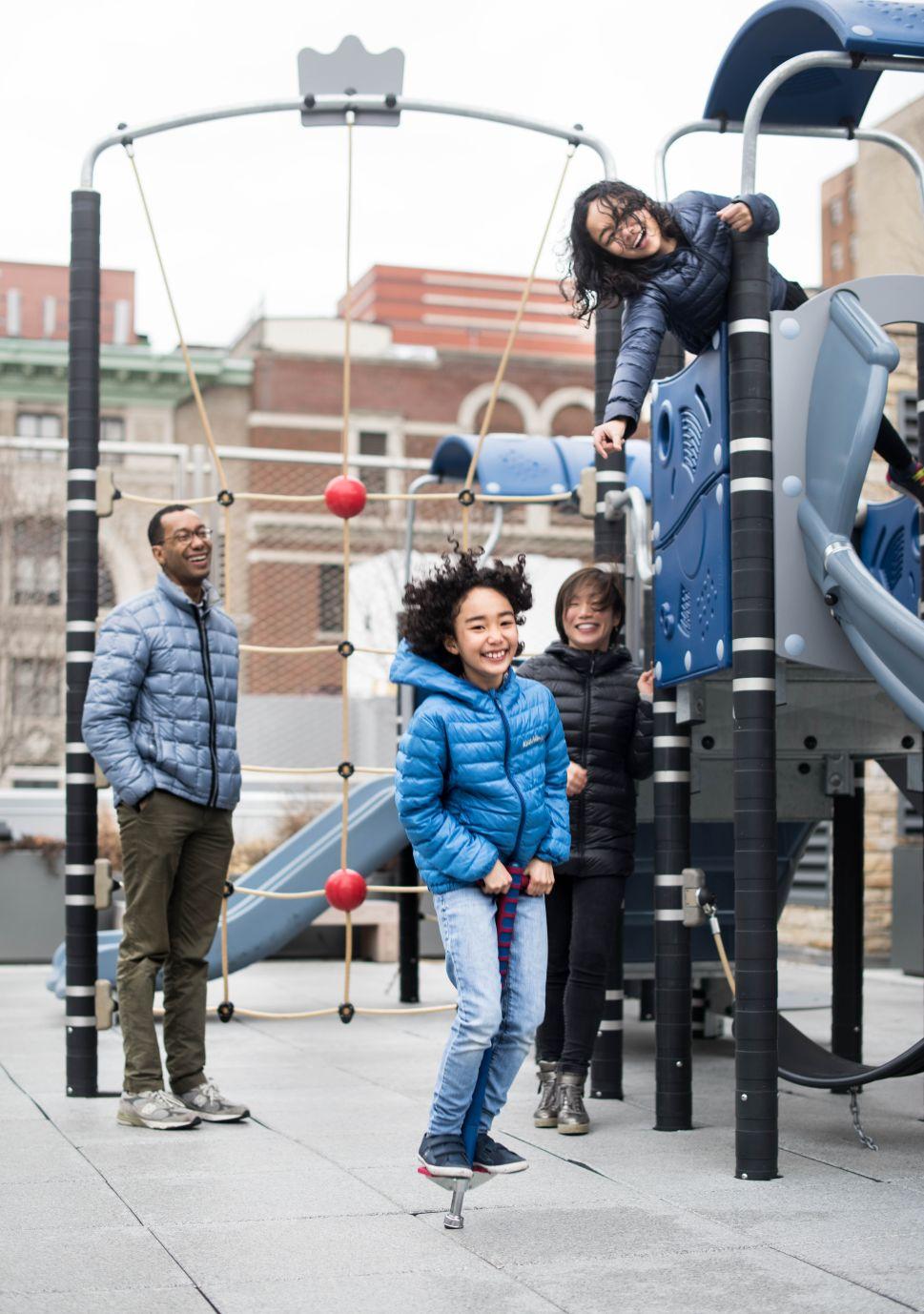 Karaoke Rooms and Climbing Walls: Kids' Amenities Go Over the Top