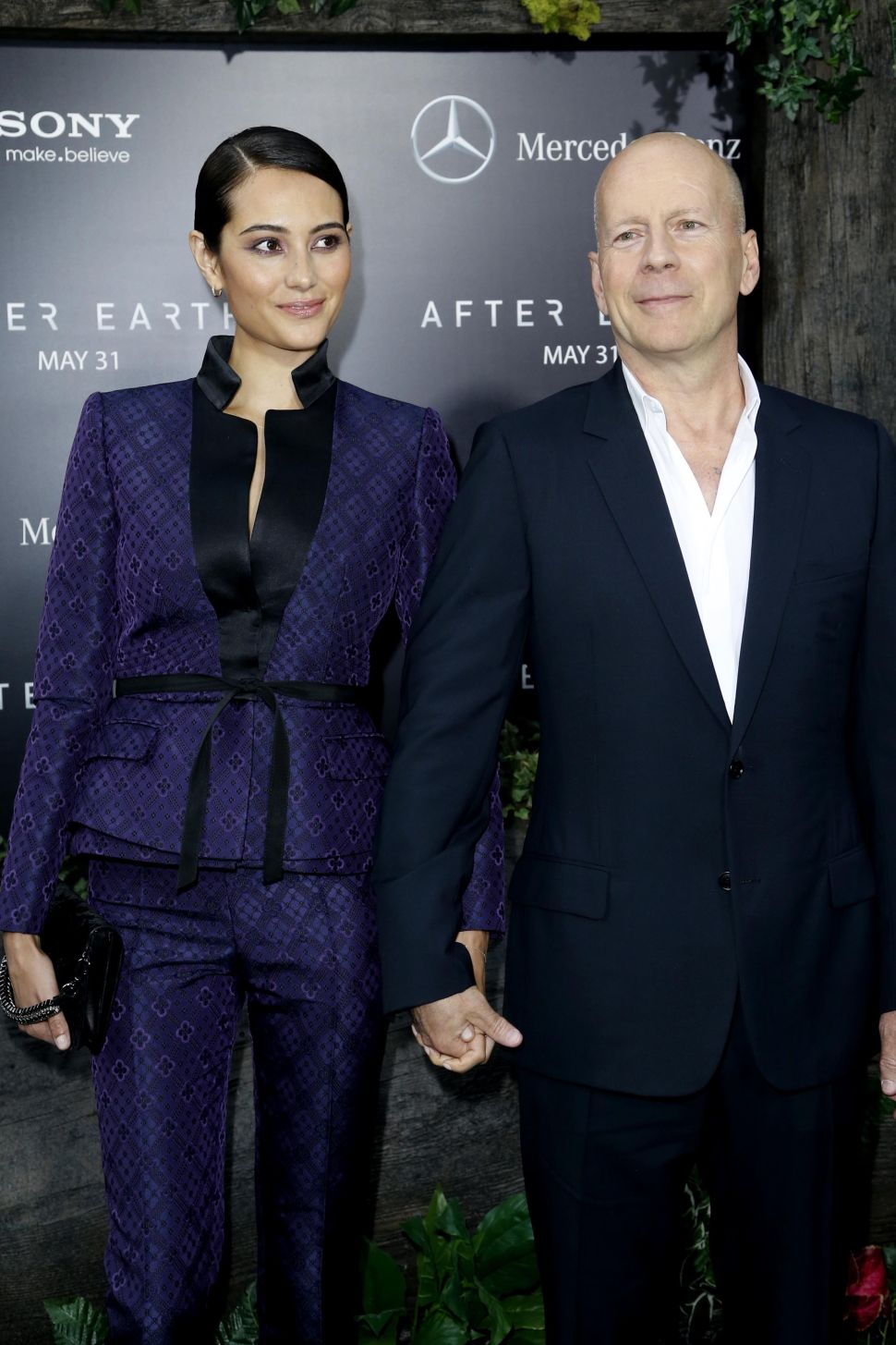 Bruce And Emma Willis Buy Bucks Owner S Central Park Pad