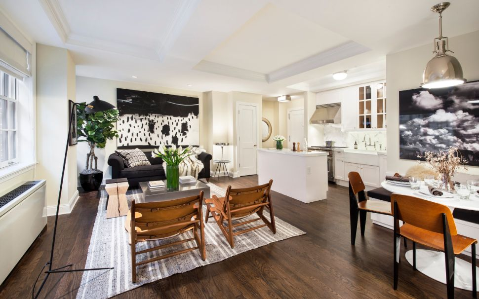 Serenity Now: Devonshire House Offers a Sponsor Unit Long On Style and Privacy