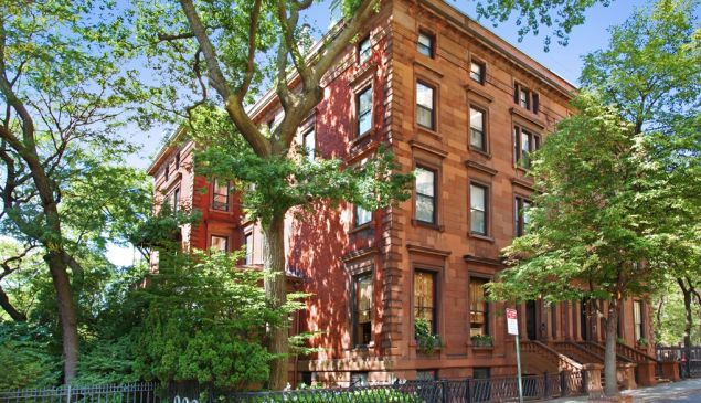 Three Pierrepont Place, in Brooklyn Heights.