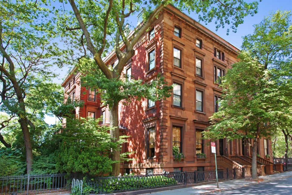 In an Expansive Brooklyn Townhouse, Life Begins At 40…Million