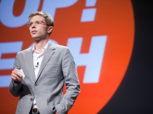 Jonah Lehrer(Photo: PopTech)