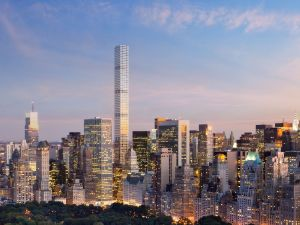 As the 57th Street towers rise, what of property values for the mere millionaires?