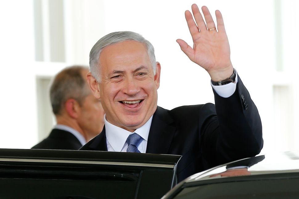 Bibi's Moment to Make Friends With Israel's Enemies