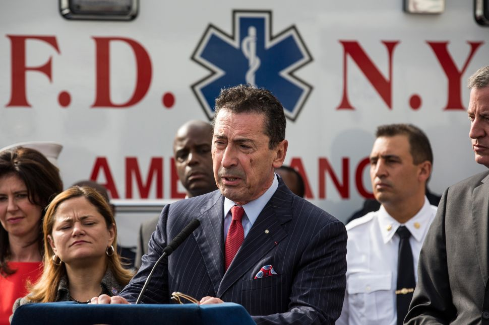 De Blasio FDNY Commissioner Struggles to Douse Council Budget Doubts