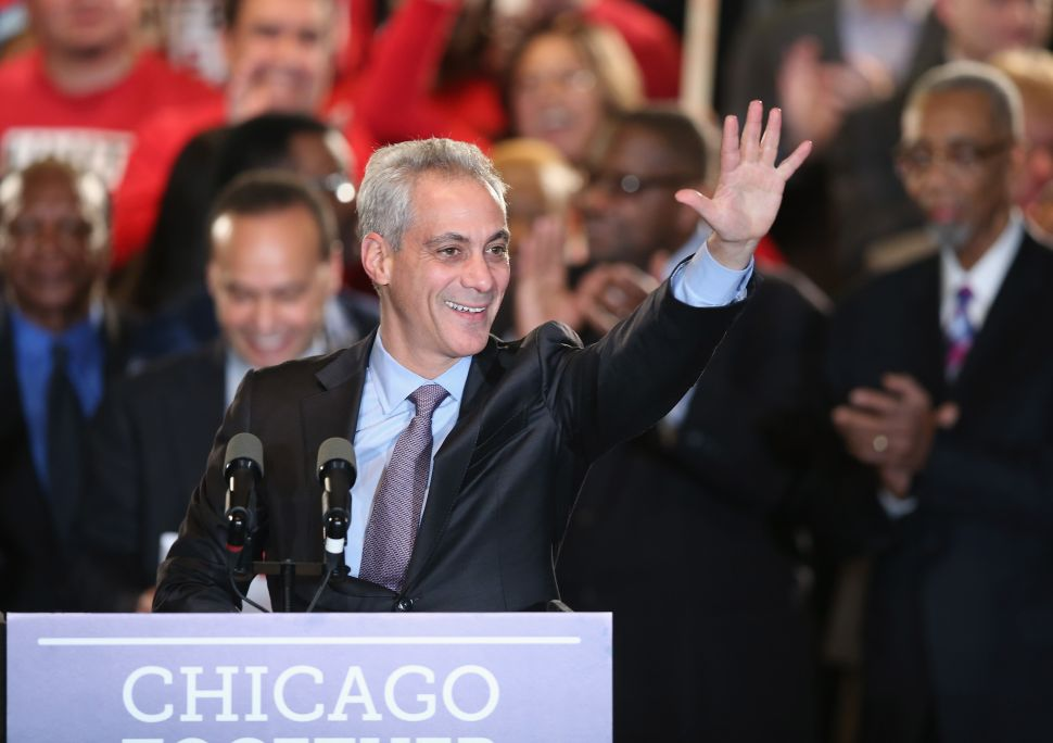 Rahm Emanuel Rival Hits Chicago Mayor for Past Immigration Stances at NYC Sanctuary City Conference