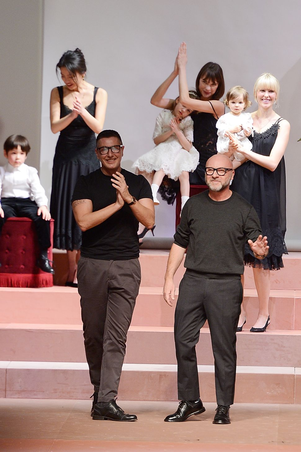 Dolce & Gabbana Celebrity Battle Continues