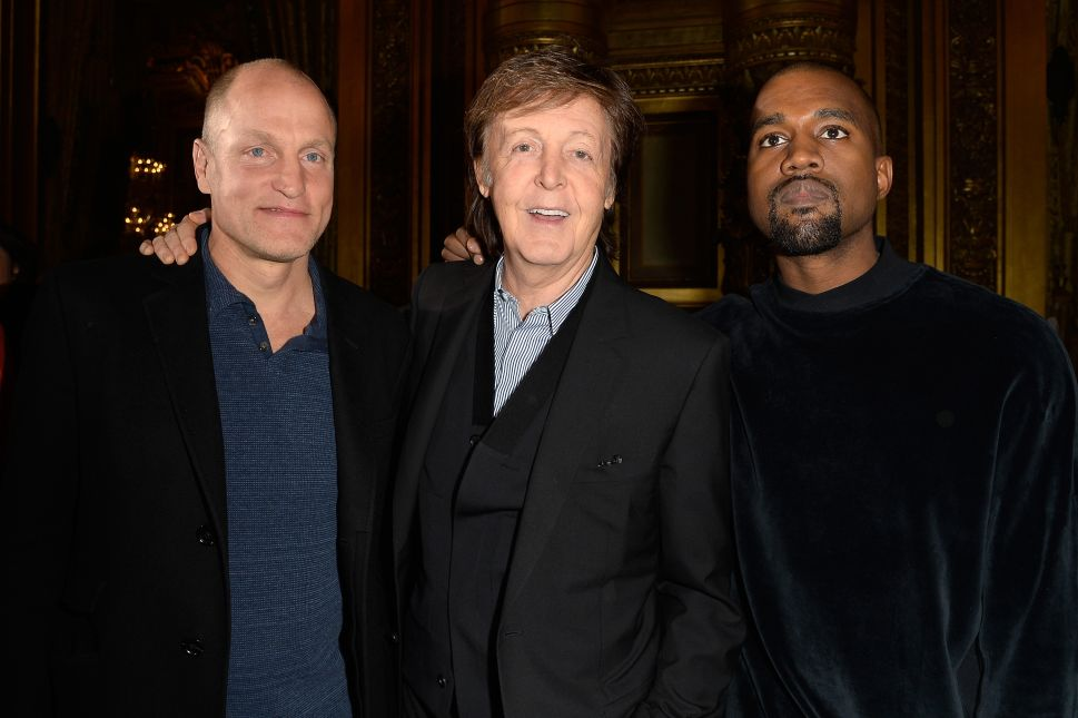 Kanye, Sir Paul and Jared Leto: Gents Have More Fun at Paris Fashion Week