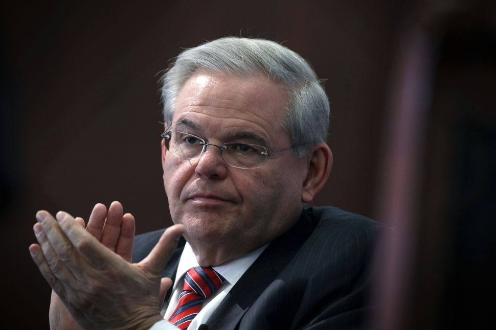 Menendez, Jail, and America's Coming Nuclear Deal With Iran