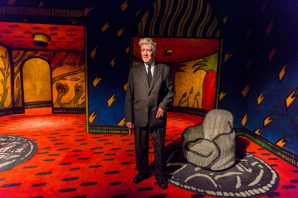 Art World Abstracts: David Lynch Opens a Museum Retrospective in Brisbane, and More!