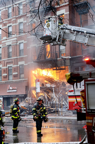 Everything We Know So Far About the East Village Gas Explosion