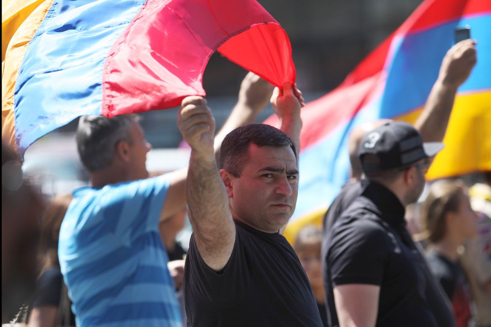 Recognizing the Armenian Genocide