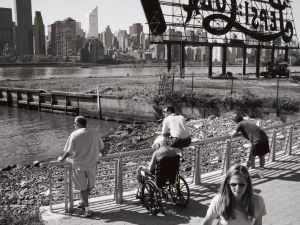 William Meyers, Long Island City, Queens: May 16, 2004 (Photo courtesy of The New York Public Library)