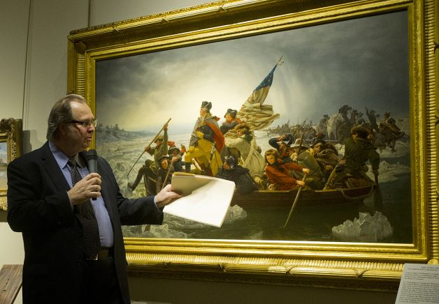 Art World Abstracts: Minnesota Museum Buys Washington's Delaware Crossing, and More!