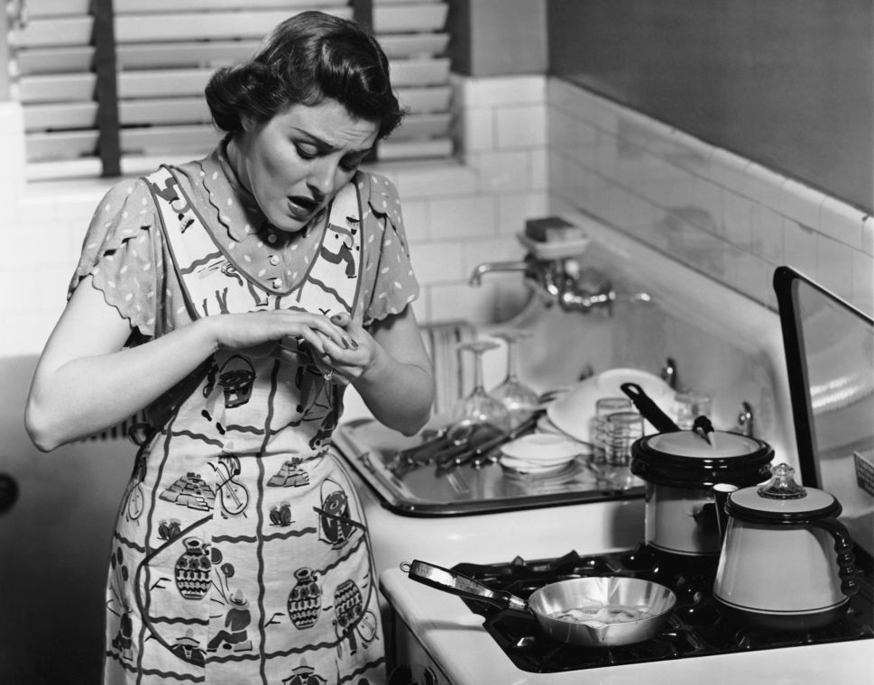 The Angriest Question: Is Stay-at-Home Motherhood a Luxury—or a Job?