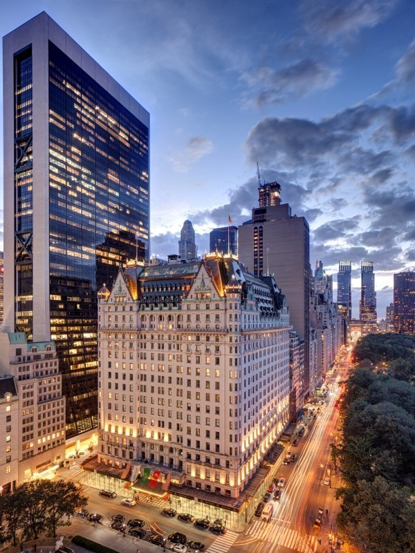 Liberty Travel Co-Founder Drops Sherry Netherland Co-op for $67.5M