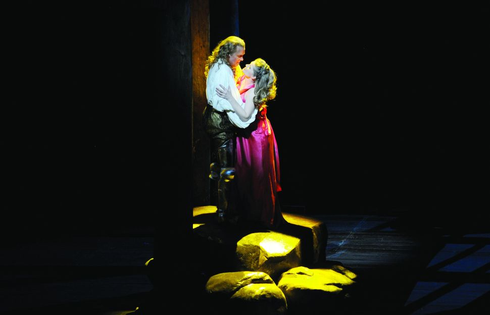 Spring's Opera Slate Is a Break With the Past