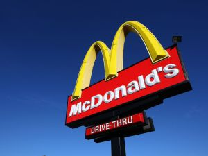 Bad news for the Golden Arches?