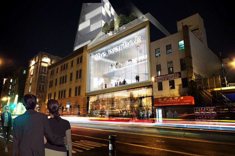 Actually, New York Will <em>Not</em> Be Getting a Branch of The Andy Warhol Museum