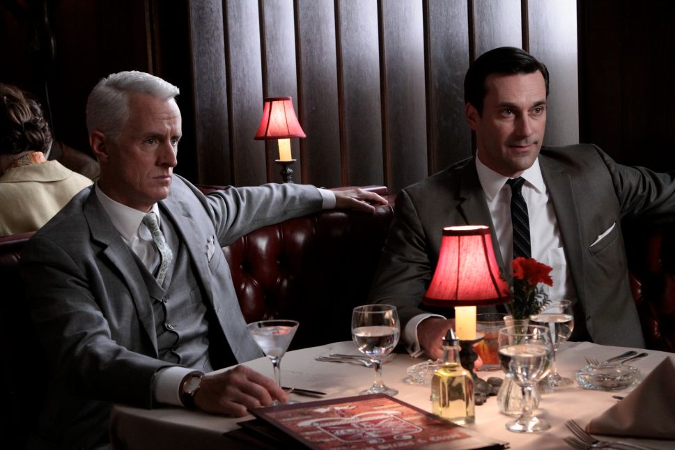 How The Booze-Fueled Mad Men Era Fostered Co-Worker Camaraderie