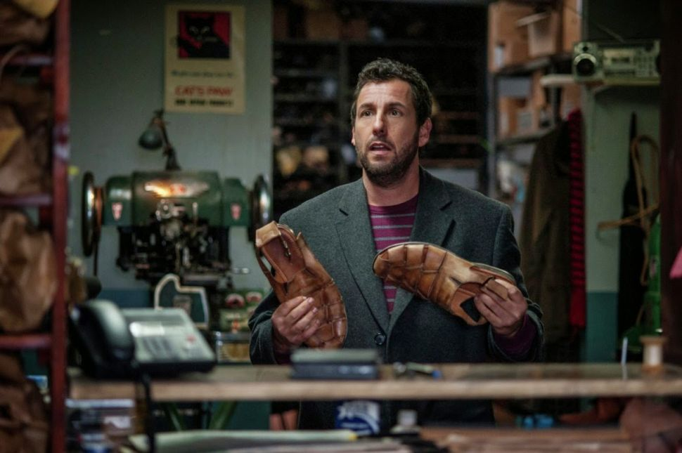 If the Shoe Fits: 'The Cobbler' May Cure Your Aversion to Adam Sandler
