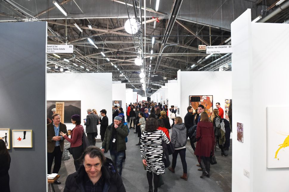 Art World Abstracts: Looking Back at Armory Week, Details About Venice, and More!