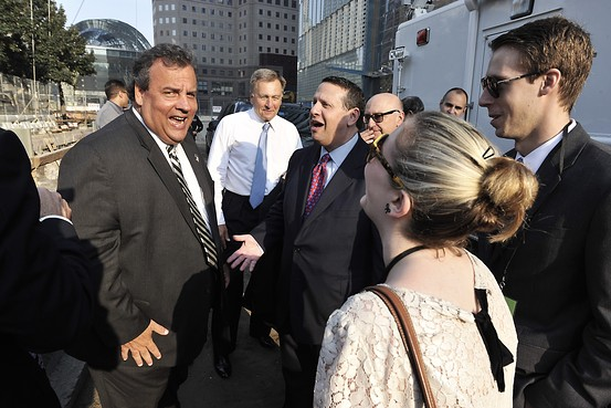 Just How Close Was Chris Christie to David Wildstein?